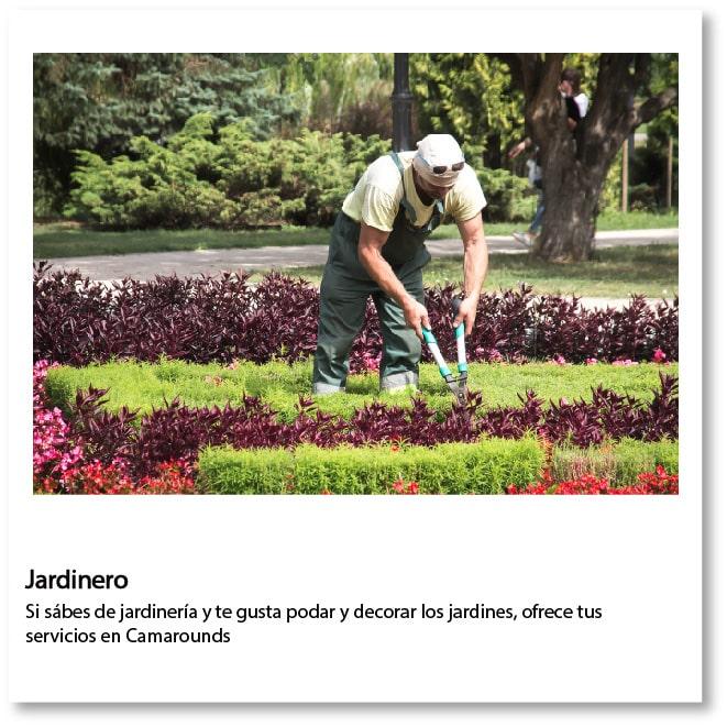 Jardineros en Panamá