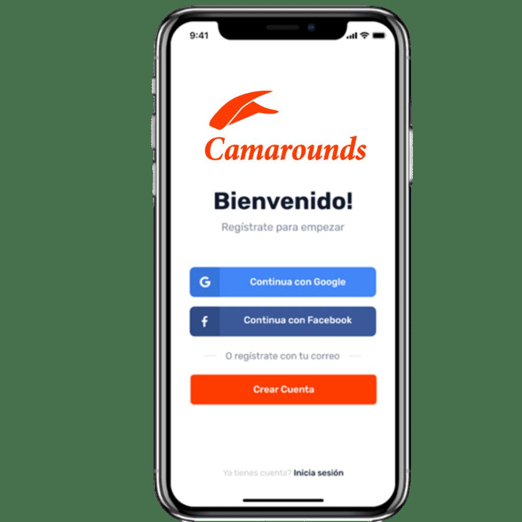 App de Camarounds