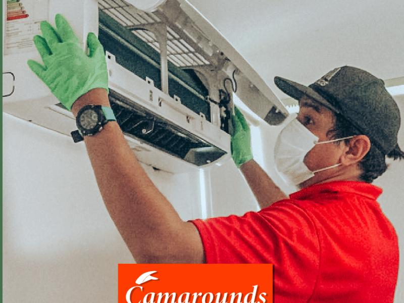 Reparación e instalación de aires acondicionados – Camarounds te puede ayudar