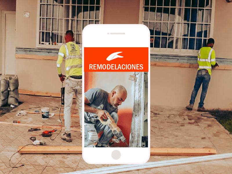 Remodelaciones – Necesitas un buen profesional – Nosotros te lo conseguimos