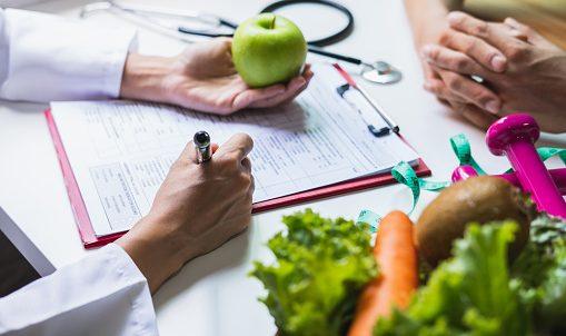 Nutricionista - Profesional de la salud