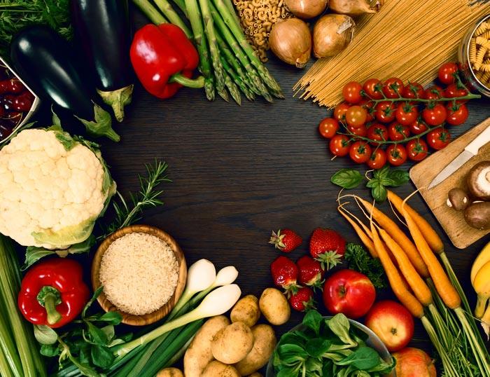 Alimentos sanos recomendados por un nutricionista