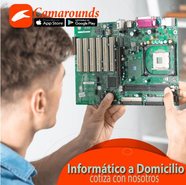 Informático a domicilio – Reparación de computadoras desde tu casa