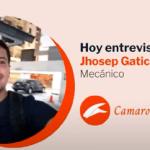 Jhosep Gaticas - Mecáncio experto en electromecánica