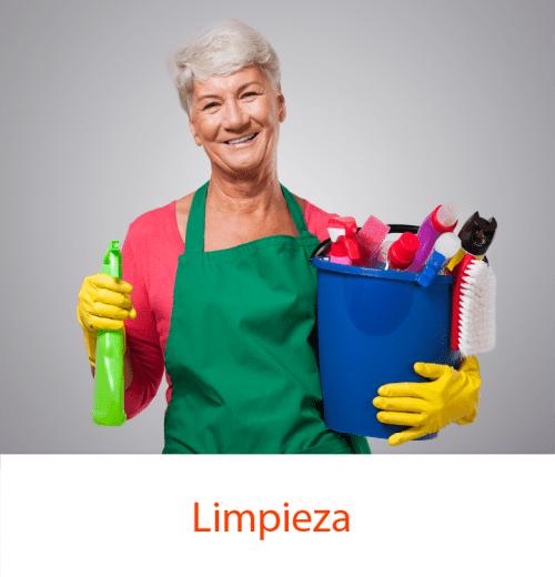 Señora de limpieza a domicilio que trabaja en Camarounds