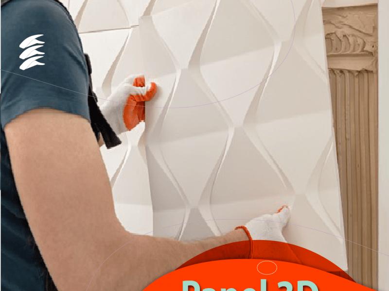 Paneles decorativos 3D para paredes – Lo último en revestimientos