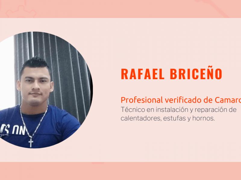 Entrevista a Rafael Briceño – Técnico especialista en calentadores, hornos y estufas
