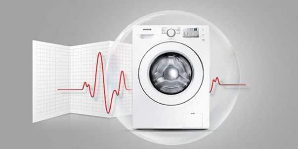 Diagnóstico de fallas en lavadoras