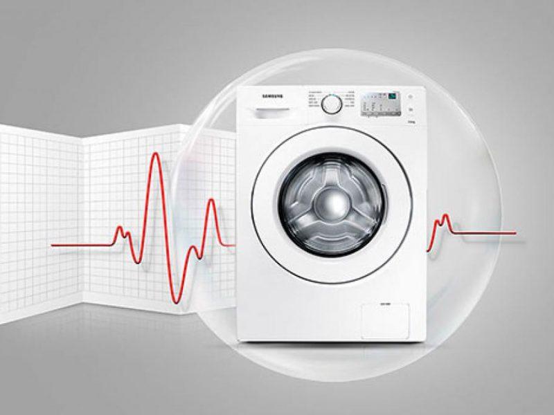 Las 9 fallas más comunes en lavadoras