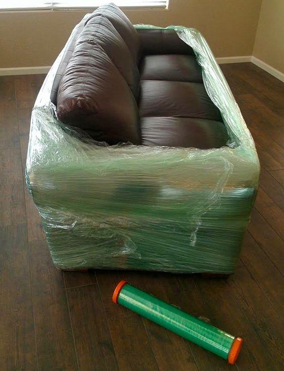 Consejo para tu mudanza: utiliza papel fil para proteger tus muebles más delicados