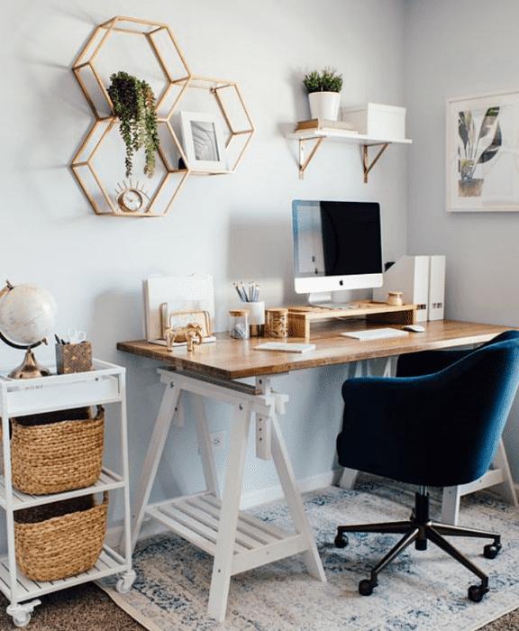 Repisas para decorar y organizar tu casa oficina