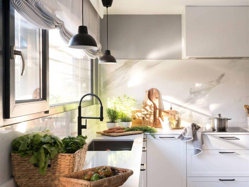 Cómo elegir el grifo perfecto para tu cocina