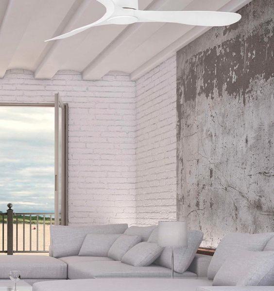 Consejos para elegir un abanico de techo
