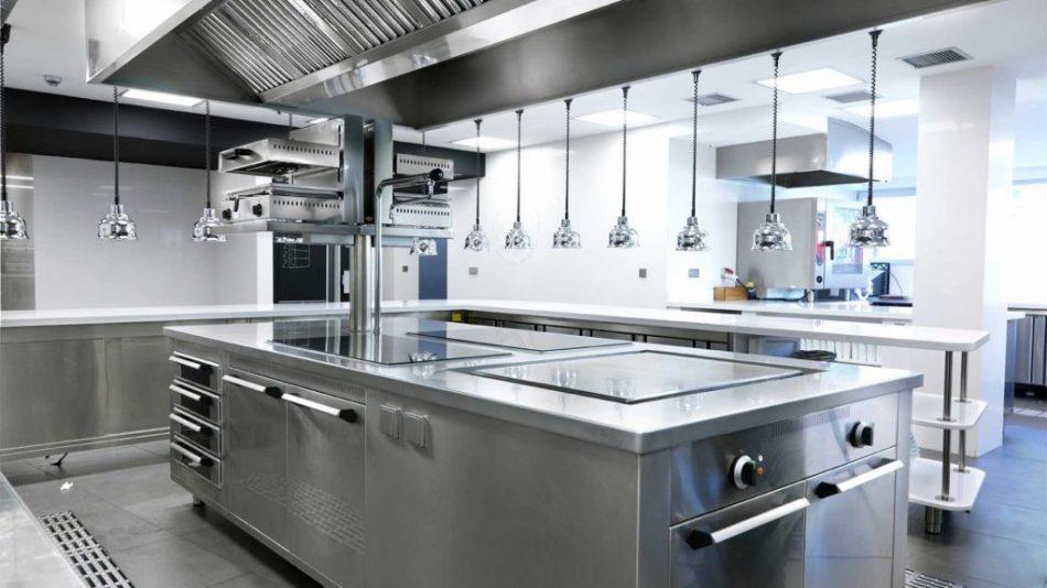 Mantenimiento de cocina de restaurante