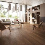 Pisos de madera en living