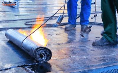 Los costes de los trabajos de impermeabilización dependen las habilidades necesarias por los profesionales