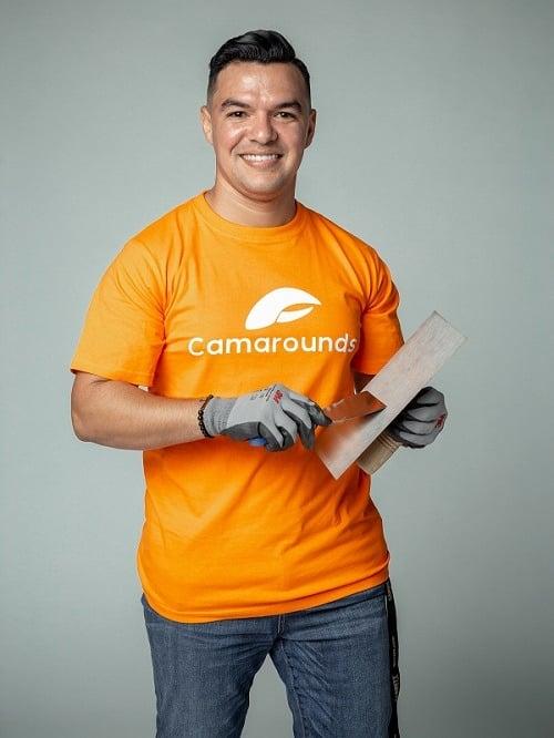 Albañil profesional de Camarounds