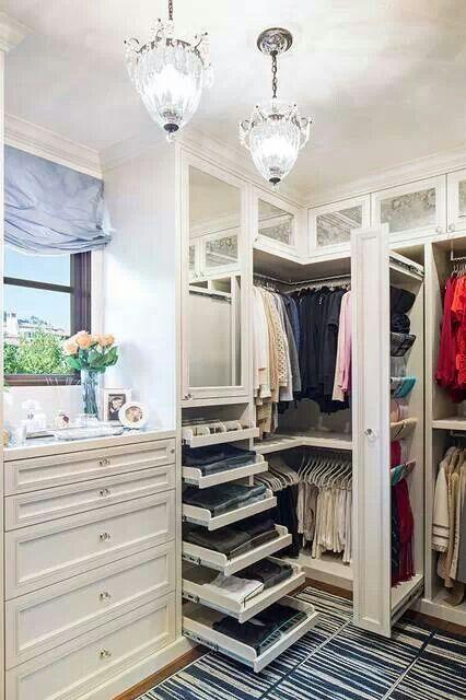 Tirador ideal para closets